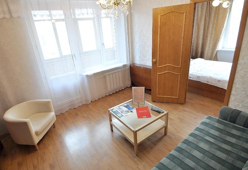 Paveletskaya Apartment ID 124 - Image 1 - Moscow - rentals