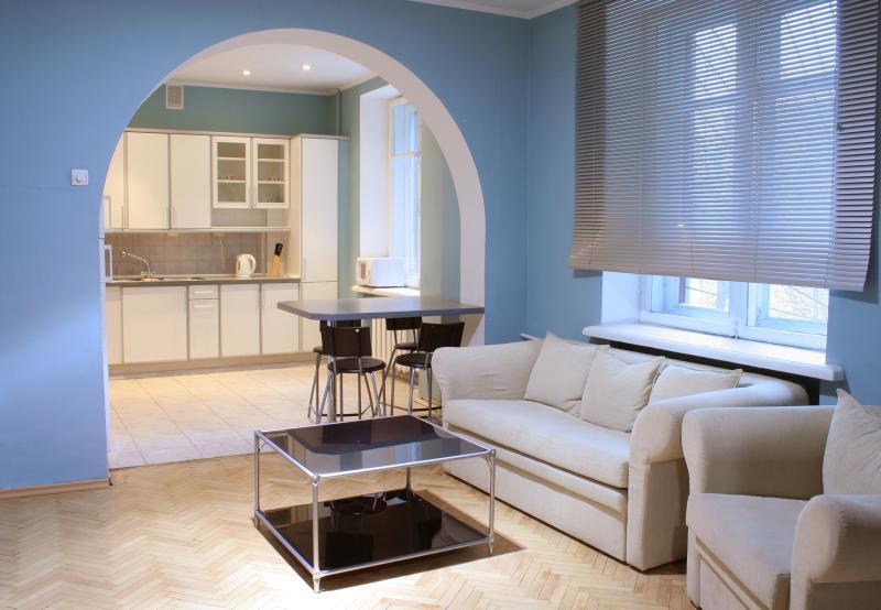 Novinskiy Apartment ID 134 - Image 1 - Moscow - rentals