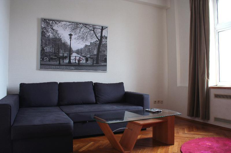 Tverskaya street Apartment ID 156 - Image 1 - Moscow - rentals