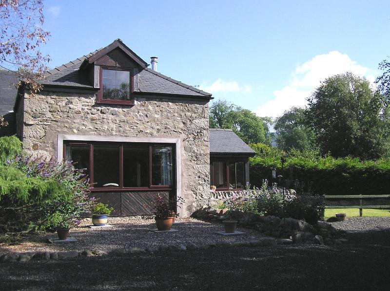 Freuchies Mill Exterior - Freuchies Mill - Luxury Accommodation in Glenisla. - Blairgowrie - rentals