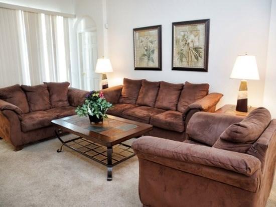 Luxury 6 Bedroom 5 Bathroom Vacation Getaway - Image 1 - Orlando - rentals