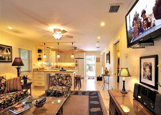 """""""LENNON'S LODGE"""" Luxury Vacation Home - Private Hot Tub - 1 Block To Duval St - Image 1 - Key West - rentals"""
