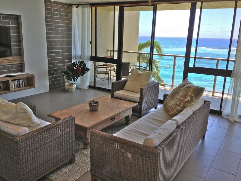 Relax at Naholokai at Poipu in Hawaii at Kuhio Shores 310 - Luxury Ocean Front Condo in Poipu, Hawaii - Koloa - rentals