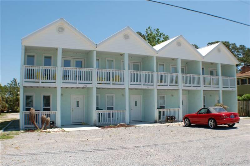 CARR'S COTTAGE 10 - Image 1 - Saint Joe Beach - rentals