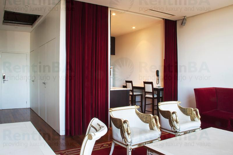 Elegant Loft Designed by Phillipe Starck w/ Gym, Jacuzzi, Sauna, Pool (ID#108) - Image 1 - Buenos Aires - rentals