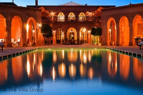 Ideal House with 7 BR-6 BA in Marrakech (Villa 26233) - Image 1 - Marrakech - rentals