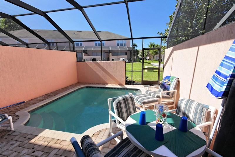 Fiji Palms - Luxury Townhouse in Windsor Palms Resort - Image 1 - Kissimmee - rentals