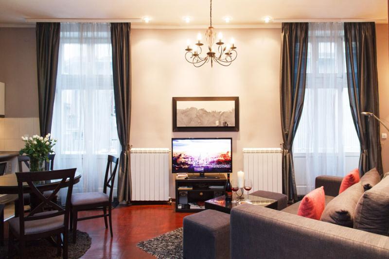 Romantic CENTRAL Apartment @ TERAZIJE SQUARE! - Image 1 - Belgrade - rentals