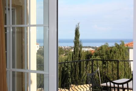 one of the inspiring sea views - Jasmine Villa 4 Bedroom delightful Villa & Pool - Kyrenia - rentals