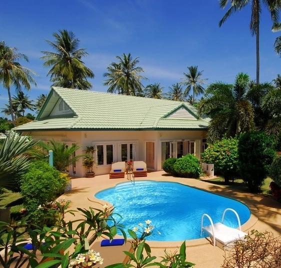 Baan Orchid Luxury Villa - Baan Orchid 2 Bedroomed Luxury Beach Villa - Koh Samui - rentals