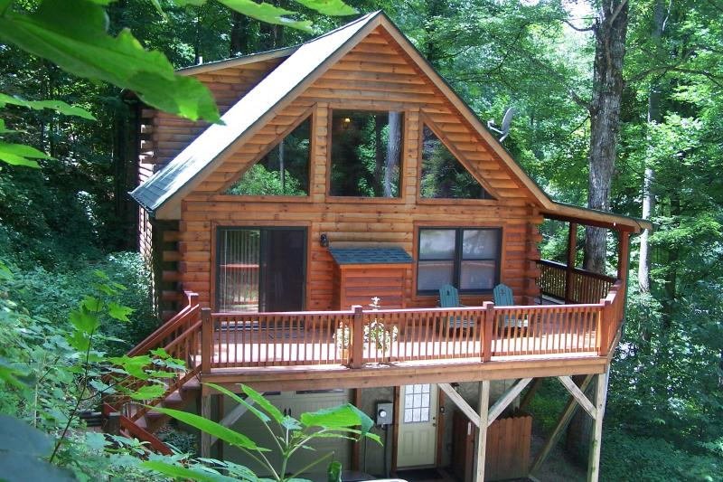 Tall Trees Cabin - Tall Trees Cabin   WEEKEND GETAWAY SPECIAL  $$$ - Maggie Valley - rentals