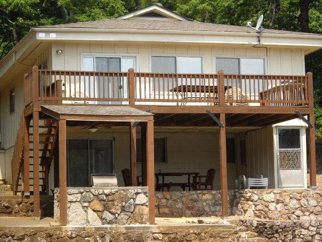Bill Ruby Lake House - Lakefront House - MM11 - Private Dock No Wake Cove - Sunrise Beach - rentals