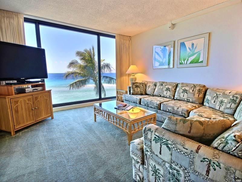 Mahana Resort #518 - Image 1 - Lahaina - rentals