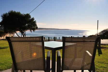 Beach Cabins Merimbula Beachfront 2 Bedroom Family - Image 1 - Merimbula - rentals