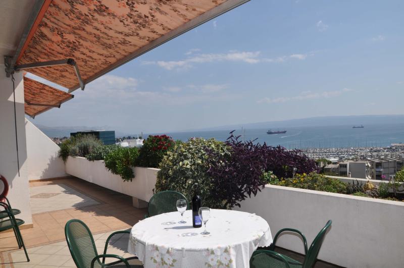 Great view near center- apartment FRANIC1 - Image 1 - Split - rentals