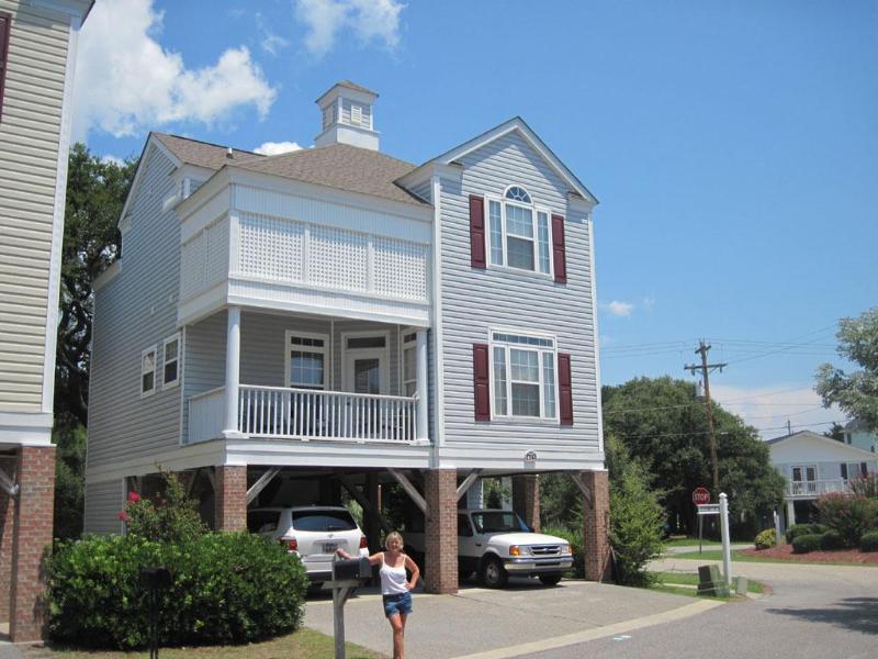 413 Myrtle Oaks Drive - Surfside Beach, SC - 4 BR, 4BA 1 Block from Surfside Beach AWARD WINNER - Surfside Beach - rentals