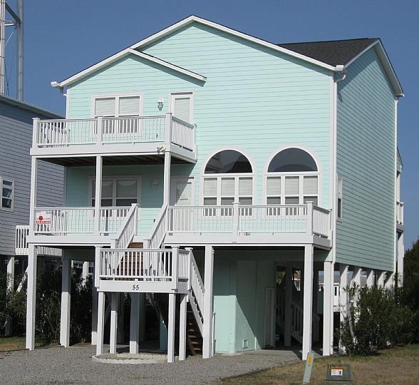 55 East First Street - East First Street 055 - Desalvo - Ocean Isle Beach - rentals