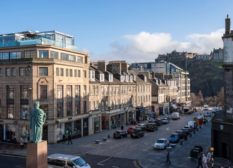 Meet the Neighbours! - The Walter Scott Suite;central luxury,castle views - Edinburgh - rentals