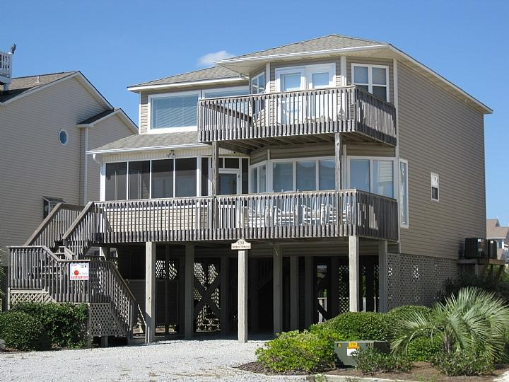 130 West First Street - West First Street 130 - Williams - Without Remorse - Ocean Isle Beach - rentals