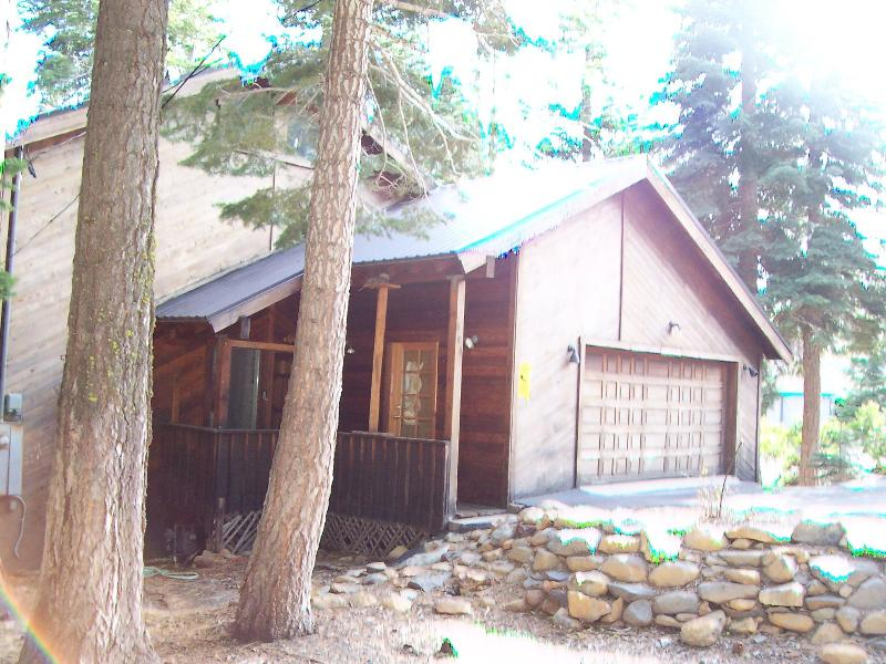 Front of Home - Remodeled,Tahoe Park Beach,HotTub,Forest,Fooseball - Tahoe City - rentals