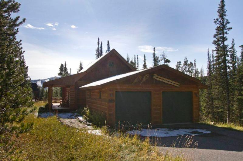 Little Wolf Log Cabin - Image 1 - Big Sky - rentals