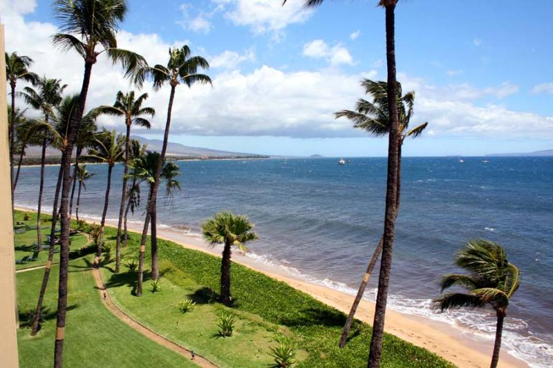 SUGAR BEACH RESORT, #427^ - Image 1 - Kihei - rentals