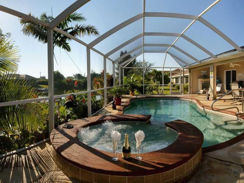 Villa Tropical Breeze in Cape Coral, FL - Image 1 - Cape Coral - rentals