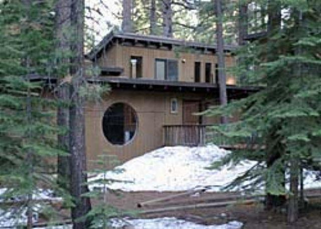 Huge 7 bedroom 3 bath house on a full acre of land! #417 - Image 1 - South Lake Tahoe - rentals