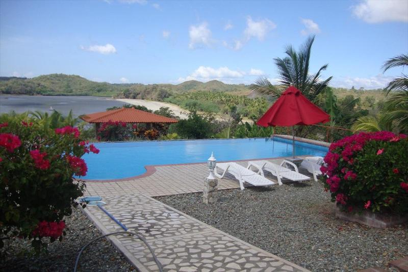 View from your apartment - Lux 2 Bed - Stunning Views - Pool - Beachfront - Boca Chica - rentals