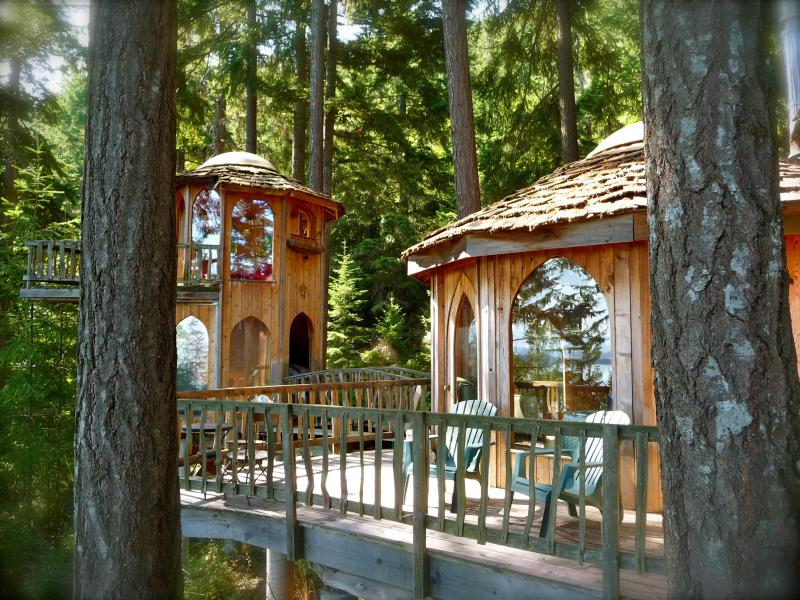 Magical Hobbit House - MAGICAL HOBBIT HOUSE...Unique, Peaceful, Beautiful - Eastsound - rentals