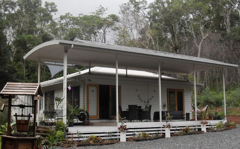 front - Saraswati's Oasis-Daintree Holiday Accommodation - Daintree - rentals