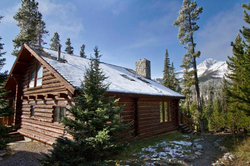 Rockin R Cabin - Image 1 - Big Sky - rentals