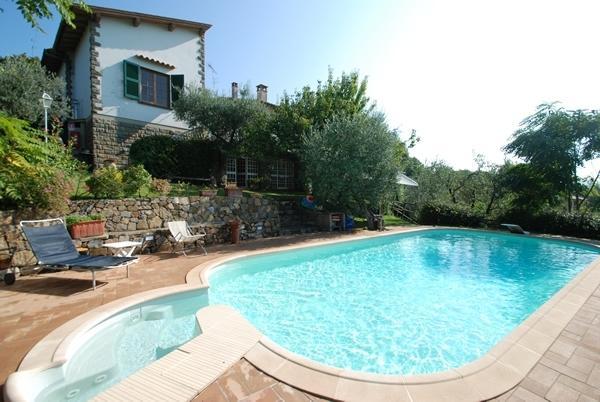 Villa Signa Tuscan villa rental, villa in Tuscany, rent a villa in Tuscany, Villa near Florence - Image 1 - Signa - rentals