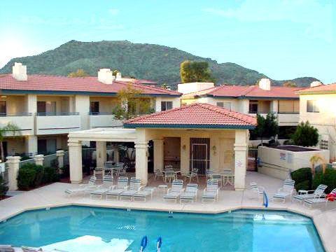 one of three pools at Pointe Resort - Beautiful Condo - Perfect Location!  Loft Condo - Phoenix - rentals