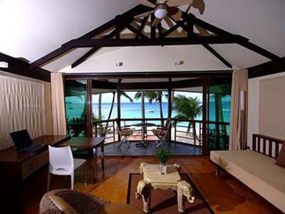 Slate House (2nd floor) - The View - Beachfront 3-Bedroom Villa with Staff & Breakfast - Boracay - rentals