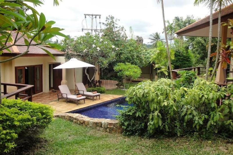 Villa 162 - Walk to Beautiful Choeng Mon Beach - Image 1 - Koh Samui - rentals