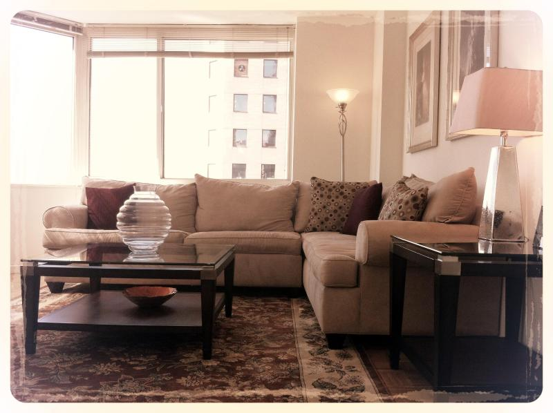 Modern 2BR/2BA Amazing Views, steps to Broadway - Image 1 - New York City - rentals