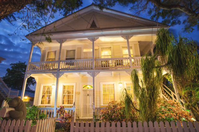 Night View Seaside Place - Seaside Place Key West FL 5 Bedroom House 4 Baths - Key West - rentals