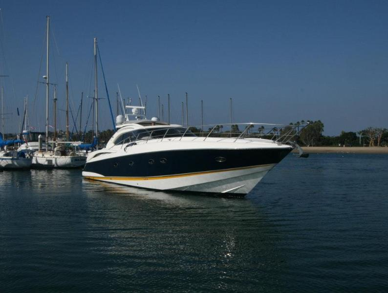 Vacation on a Private Charter Yacht! - Image 1 - Pacific Beach - rentals