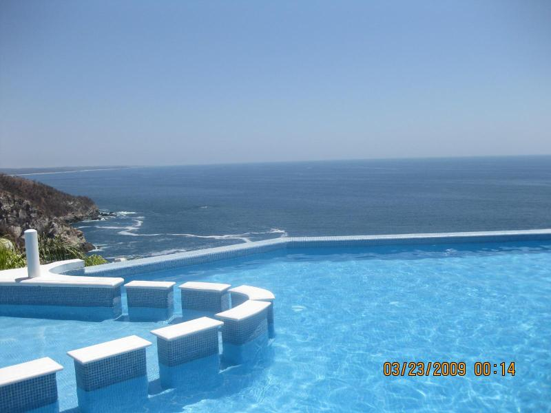Pool - Casita Lewis - Puerto Angel - rentals