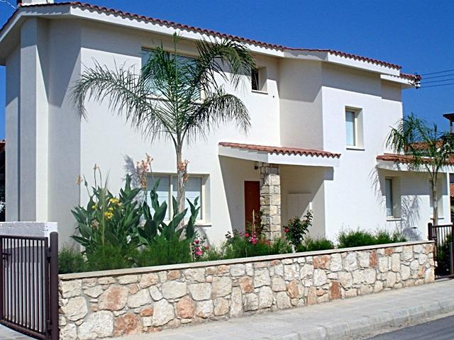 Modern 3 bedroom villa - free wifi - 300m from the - Image 1 - Paphos - rentals