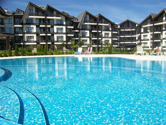 Pool - Fantastic holiday apartment at the Aspen Resort - Bansko - rentals