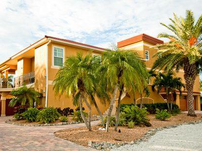 Front Exterior - My Sisters Beach House - Anna Maria - rentals
