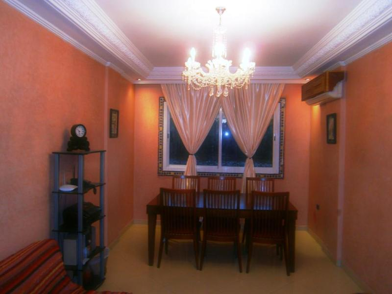 Holiday Rental Apartment in The Heart Of marrakech - Image 1 - Marrakech - rentals