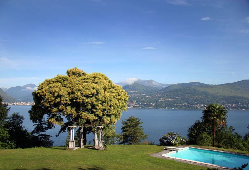 Villa Lago Blu - Image 1 - Laveno-Mombello - rentals