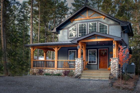 Cobblestone Cottage - Cobblestone Cottage, Radium Hot Spring passes incl - Radium Hot Springs - rentals