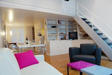 Marais/Louvre 1st District 1 Bedroom 1 Bath (3170) - Image 1 - Paris - rentals
