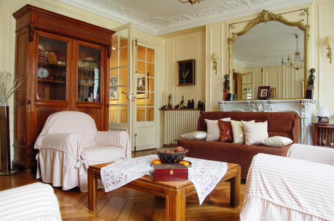 Opera 2 Bedroom (3247) - Image 1 - Paris - rentals