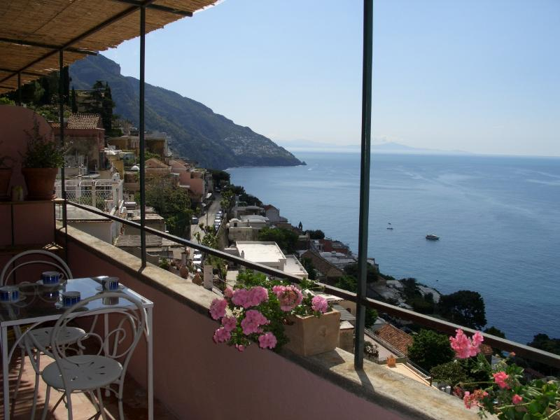 Vacation House in Positano with Great Views  - Positano Rifugio - Image 1 - Positano - rentals