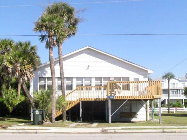 """133 Palmetto Blvd - """"Peach Pit"""" - Image 1 - Edisto Beach - rentals"""
